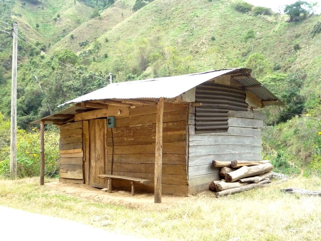 Arte cultura y turismo vereda el cedral finca el recreo - Casas de madera economicas espana ...