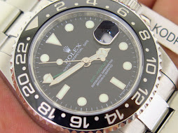 ROLEX GMT MASTER II CERAMIC - ROLEX 116710LN - SERIAL V 2010 - MINTS CONDITION - FULLSET BOX PAPERS
