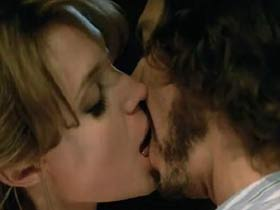 Angelina Jolie Hot Kisses
