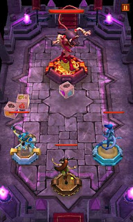 Screenshots of the Zomon: The path of heroes for Android tablet, phone.
