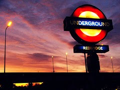 Redbridge Underground Station by O.F.E on Flickr