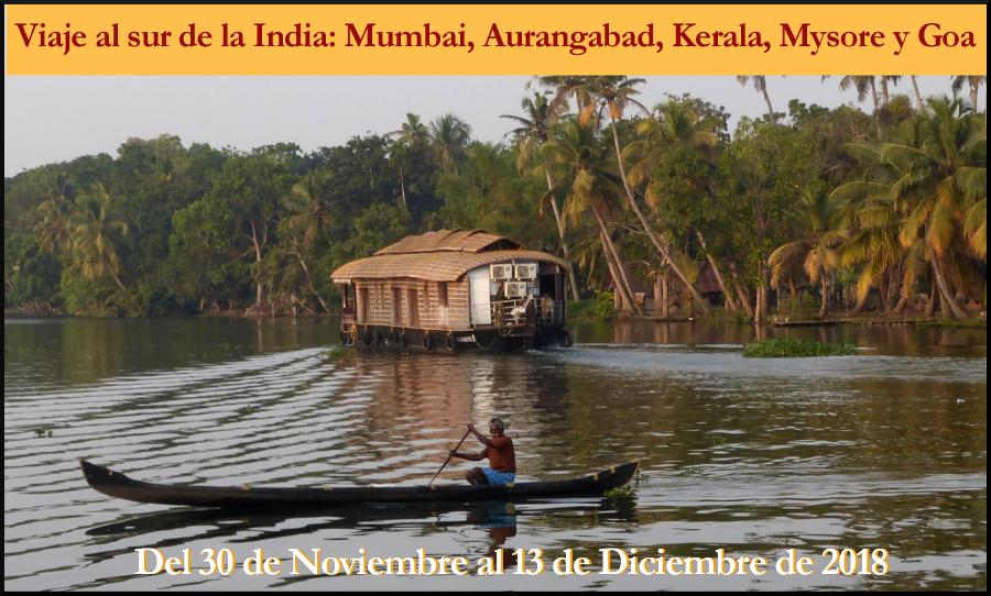 Viaje al sur de la India
