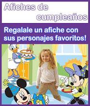 Afiches de cumpleaños