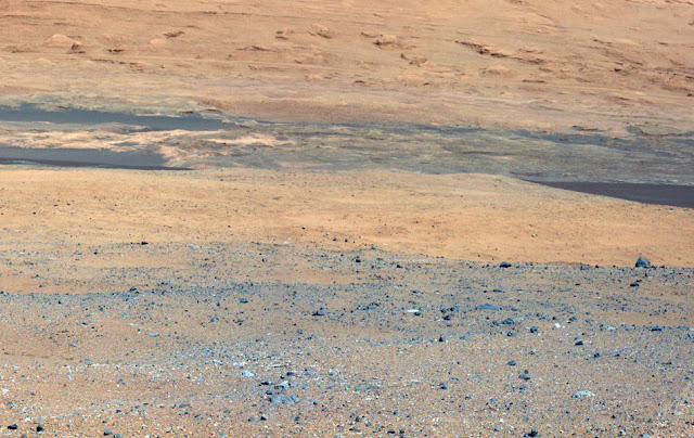 Incredible New Photos of Mars Planet