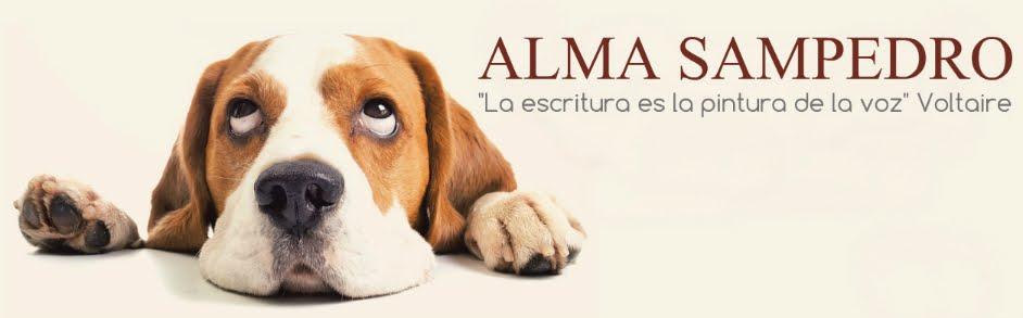 Alma Sampedro. Libros Divertidos