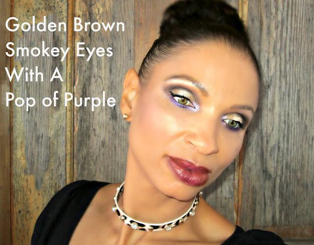 Smokey eye makeup tutorial using Prism eyeshadow palettes
