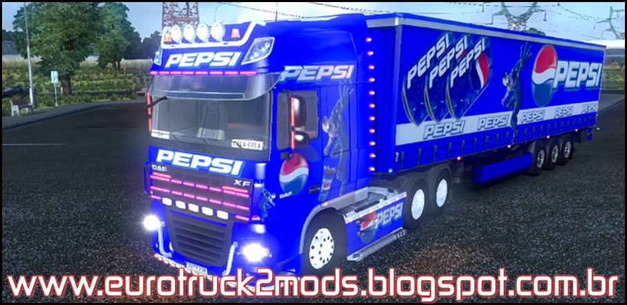 euro truck 2 mods os melhores est o aqui. Black Bedroom Furniture Sets. Home Design Ideas