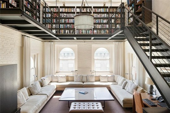 library interior design ideas 3
