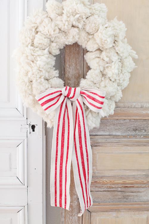 25 Diy Christmas Wreaths Six Sisters Stuff
