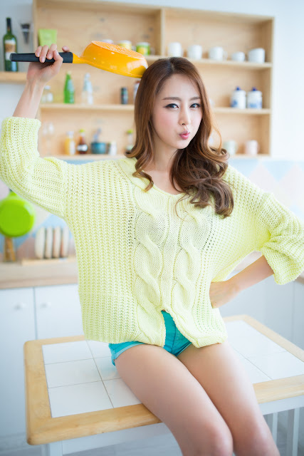 2 Lovely Eun Bin-Very cute asian girl - girlcute4u.blogspot.com