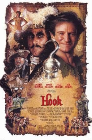 Filme Hook A Volta do Capitão Gancho Dublado AVI DVDRip