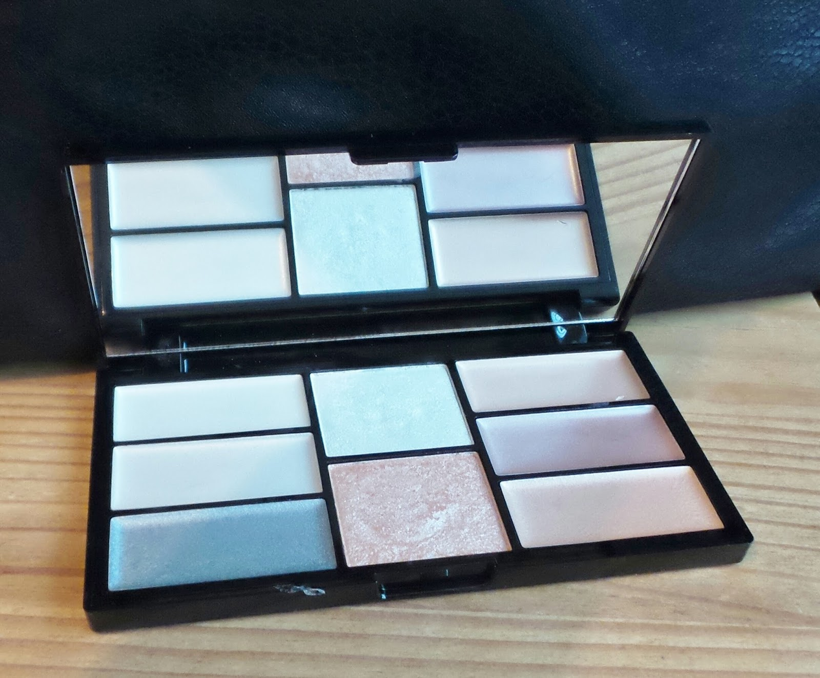 Freedom palette highlighter