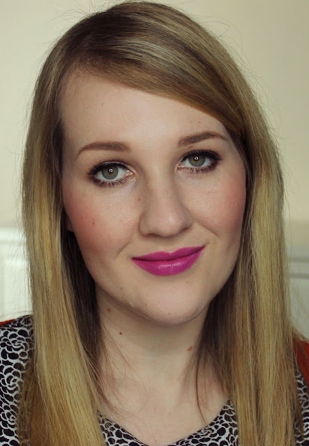 Fyrinnae Lip Lustre - Fashion Disaster Swatches & Review