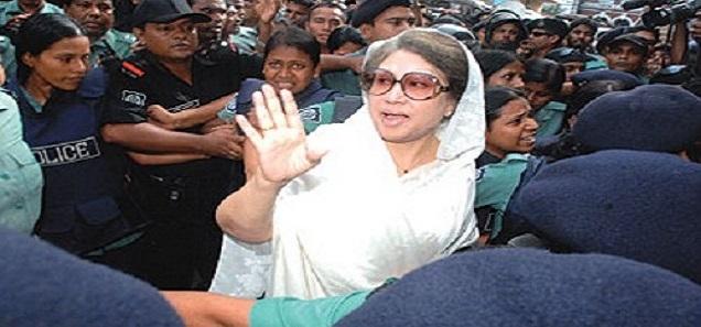 نقل جثمان رئيسة وزراء بنجلاديش بعد إعدامها وسبب تنفيذ حكم الاعدام