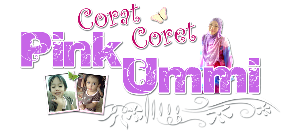 Corat Coret Pink Ummi