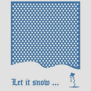 Snowman Border Clip Art