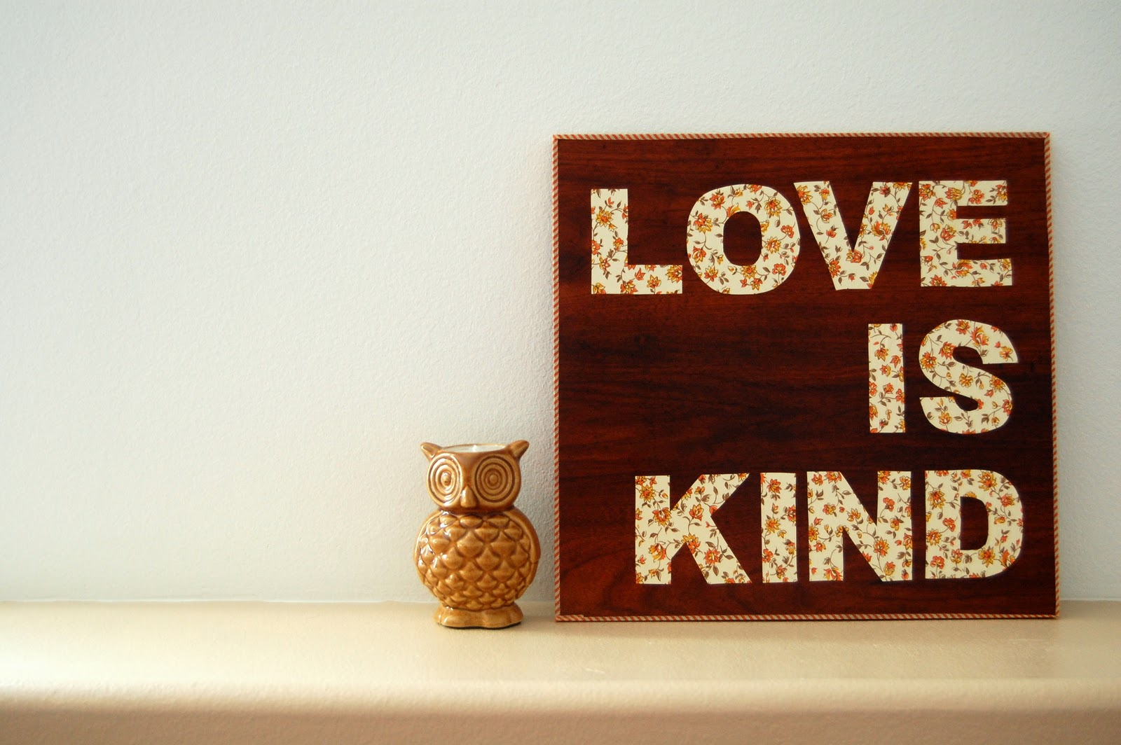 Diy Wall Decor Wood : Oh love lovely project diy wood wall decor