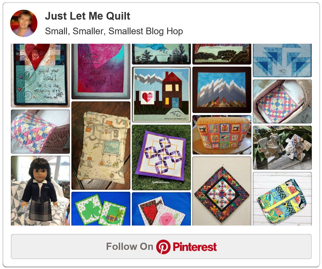 Pinterest-Small Smaller Smallest