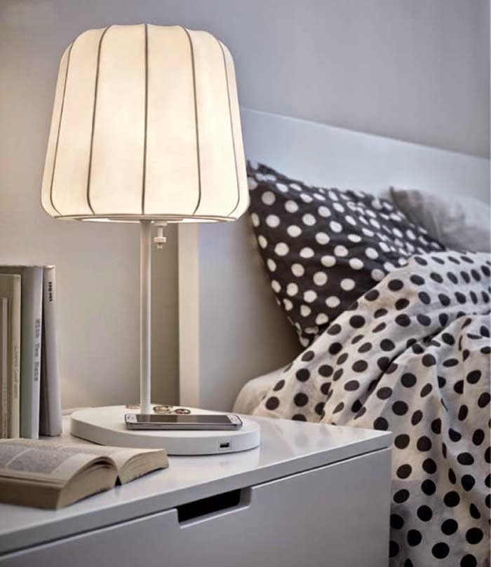 Ikea Launches Wireless Charging Collection Poppytalk