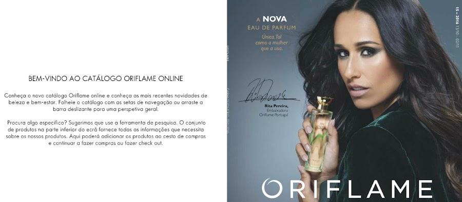 Catálogo Oriflame online