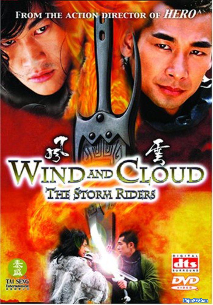 Phong Vân 1: Hùng Bá Thiên Hạ - Wind And Cloud 1
