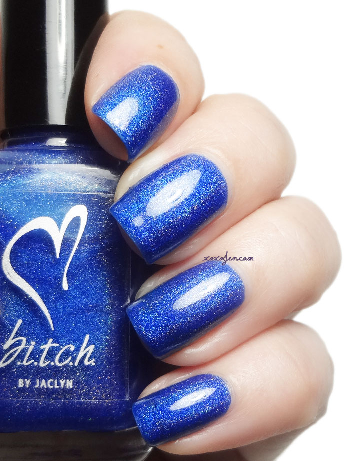 xoxoJen's swatch of B.i.t.c.h. Cuddle Puddle