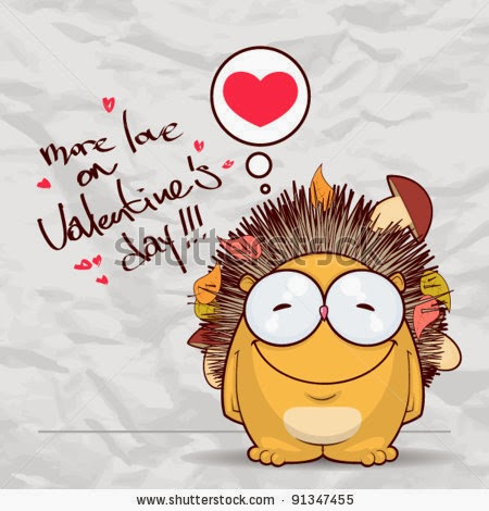 Funny Valentines Day Cartoons Wallpapers