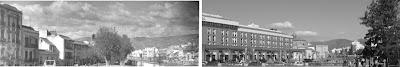 Málaga: Pasillo de Santo Domingo 1950-2011