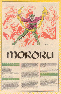 Mordru (ficha dc comics)