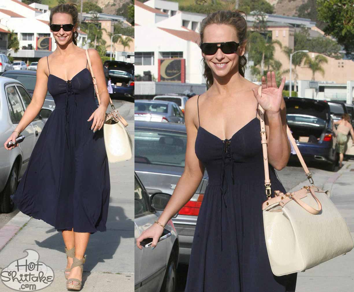 Jennifer Love Hewitt Sundress