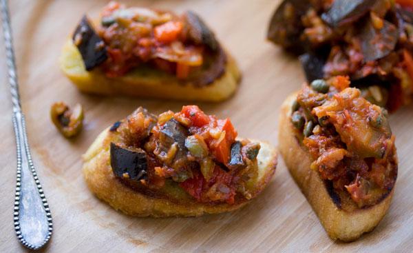 Lindaraxa: The Versatile Eggplant Caponata