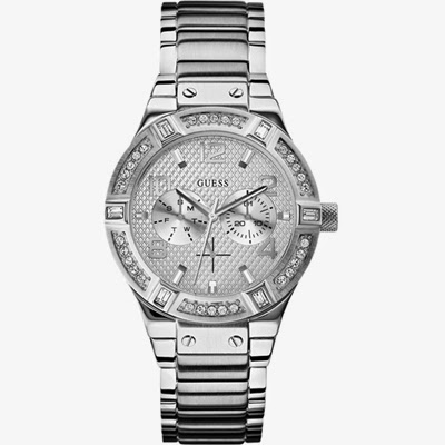 Guess Ladies Jet Setter W0290L1
