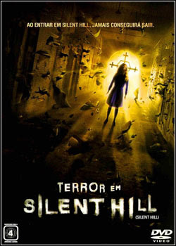 Download  Terror em Silent Hill DVDRip Dual Áudio + RMVB Dublado
