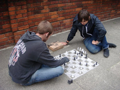 Creative and Unusual Chess Sets (20) 16