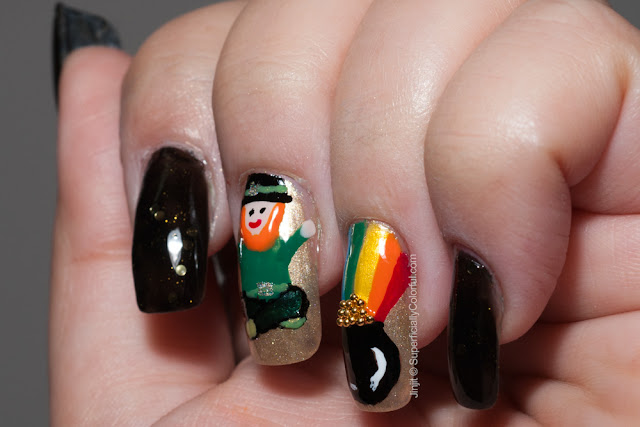 The Nail Junkie Pot O' Gold