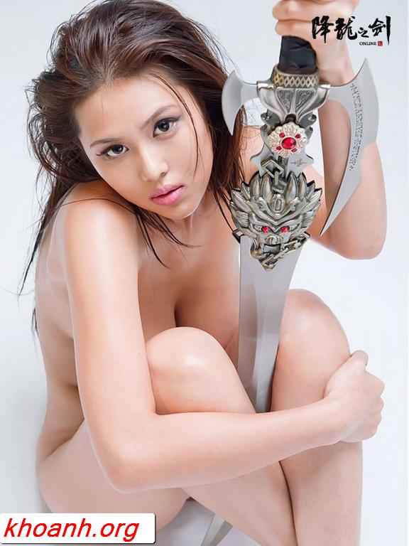 Ảnh sex 3D người mẫu game trung quốc - đã ai chơi game này chưa