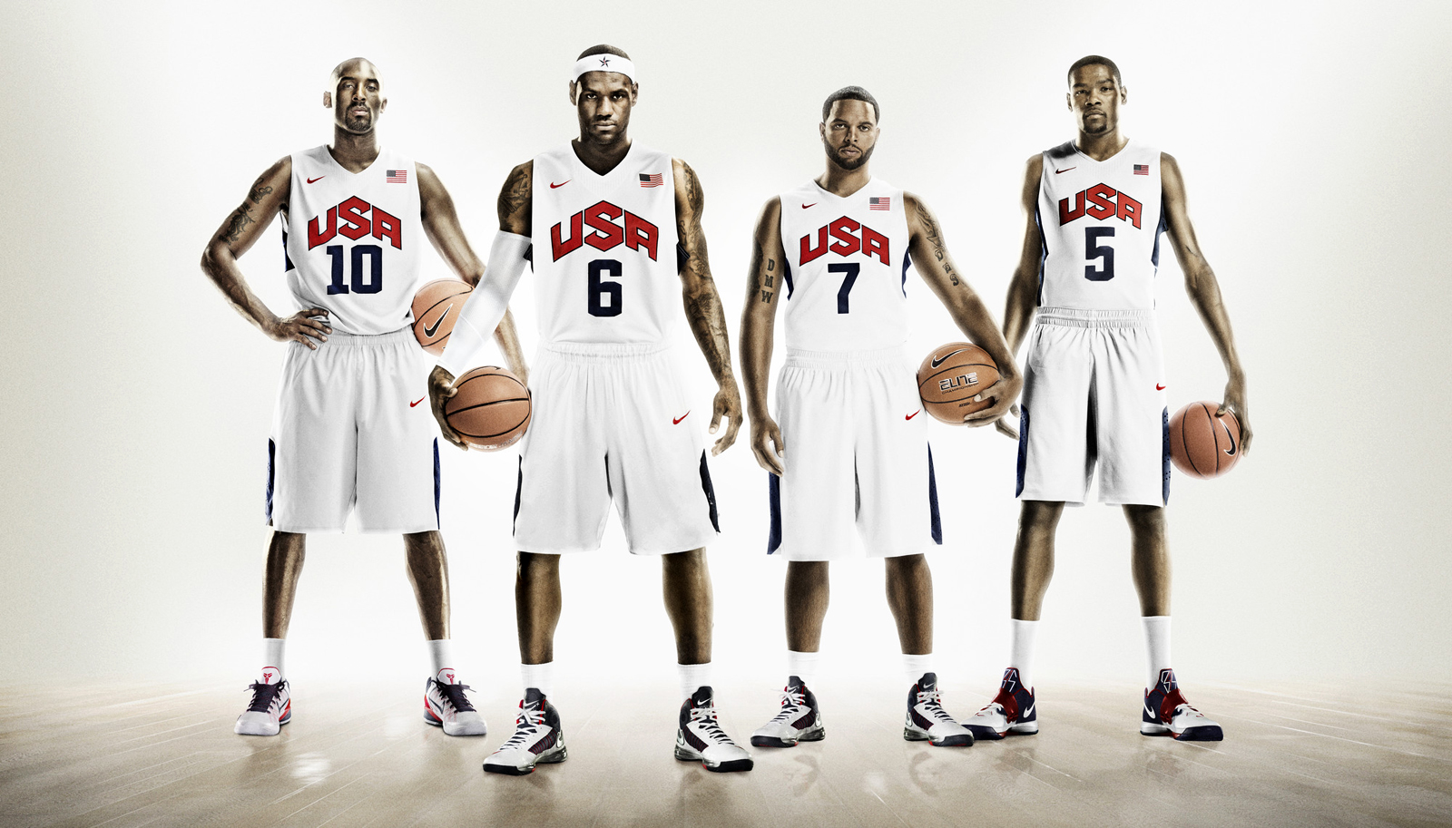Basketball Team Usa Players London 2012 Olympics Nike HD Wallpaper