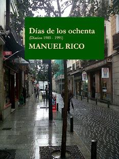 """""""Días de los ochenta"""", en edición digital"""