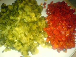 ingrediente pentru salata boeuf, retete de mancare, reteta salata de boeuf, retete salata de boeuf, muraturi pentru salata de boeuf, acritura pentru salata de boeuf,