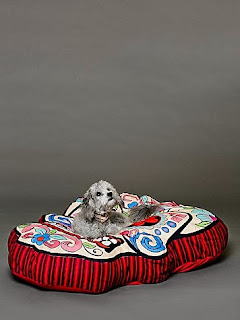 Sugar Skull Dog Bed