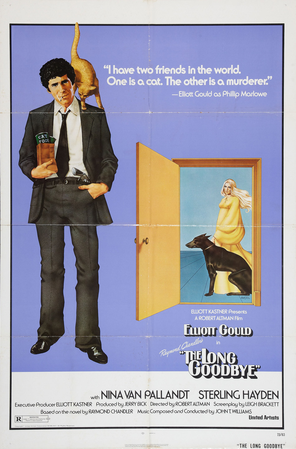 robert altmans the long goodbye as 2018-8-9 the long goodbye by patti davis dec 5, 2014  but i dont recall a cinematic convergence like the one this month involving robert altmans great but.
