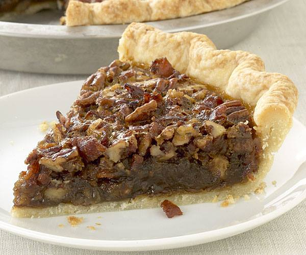 The Lonely Libertarian: Bacon Pecan Pie