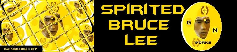 Spirited Bruce Lee