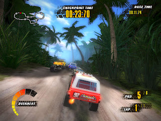 Game Offroad Racers
