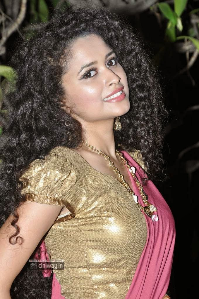 Pora-Pove-Actress-Soumya-Sukumar-at-Movie-Audio-Launch