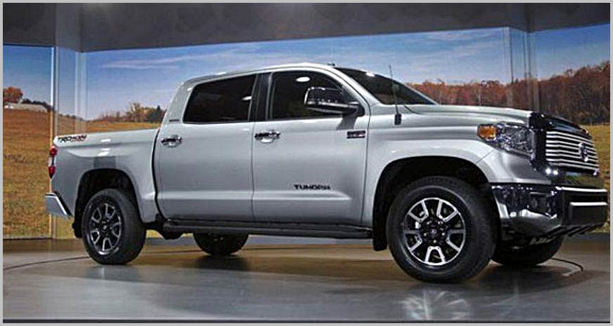 Tacoma V6 Towing Capacity >> 2016 Toyota Tundra Diesel Review | Auto Toyota Review