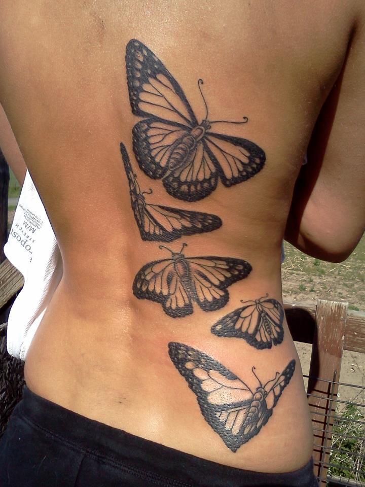 Tatuajes de Estrellas - Fotos de Tatuajes de Estrellas