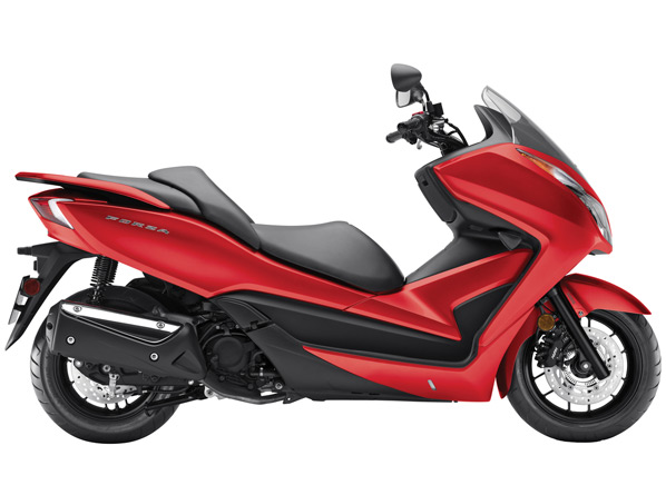 2014 Honda Forza Scooter NSS300 Sale at Honda of Chattanooga southern