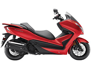 2014 Honda Forza Scooter NSS300 Sale at Honda of Chattanooga southern TN Honda powersports dealer