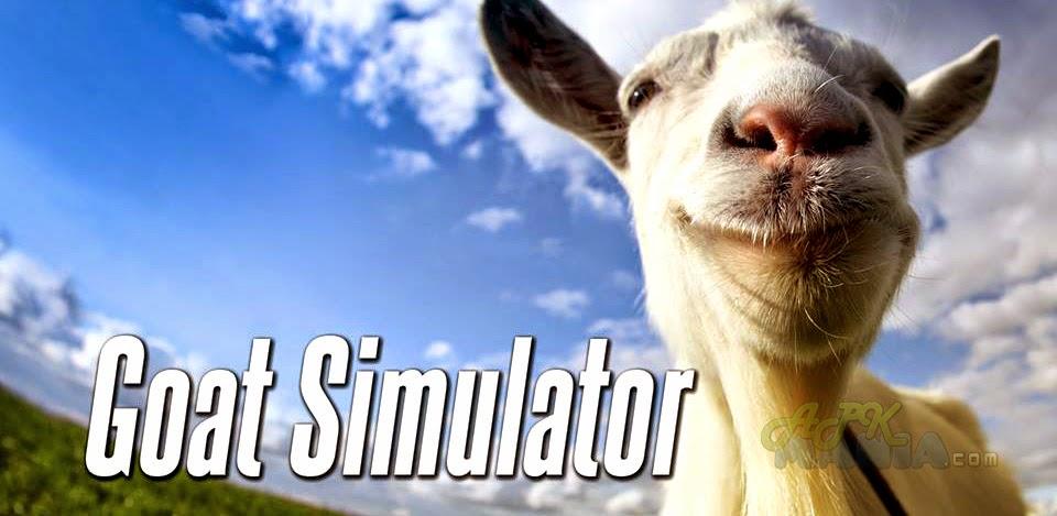 Goat Simulator [v1.0.15 Apk]
